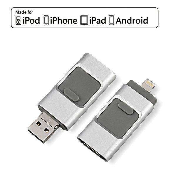 iUsb para Apple Android Pc flasmemory 32gb