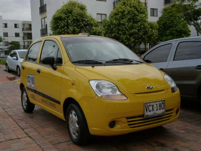 TAXI CHEVROLET SPARK 2013 con Aire Full 3155586965