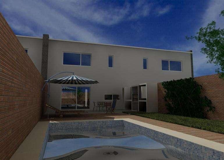 Rio Negro, Cipolletti, Barrio Rincón Lindo II. Complejo de Duplex 3 dormitorios, a estrenar.