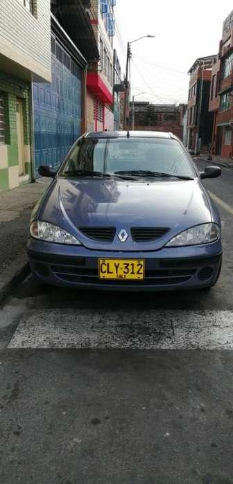 Renault Megane  2004 - 160 km