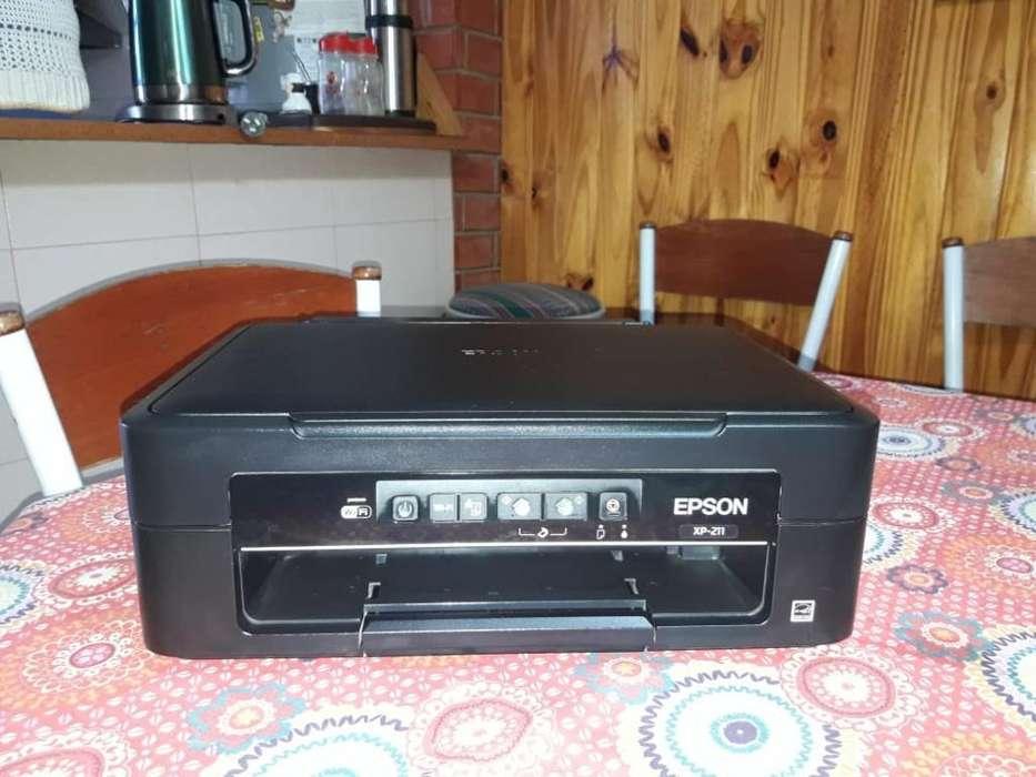 Vendo Impresora Epson Xp211