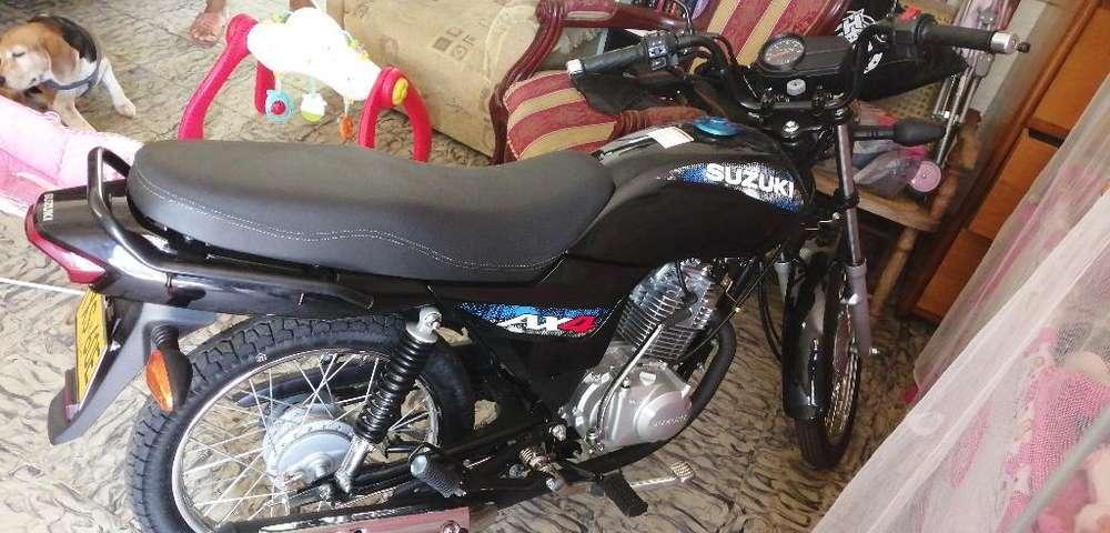 Moto Ax4 Nueva Modelo 2010