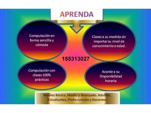CLASES DE COMPUTACIÓN EN CORDOBA