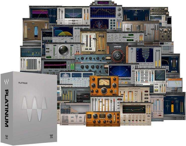 Waves Complete Bundle Vst Au Mac Windows Plugins Daw Mix 10