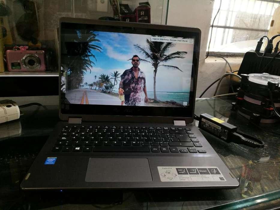 Laptop Acer Intel Pentium TÁCTIL 360, 4GB RAM, DISCO DURO 500 GB