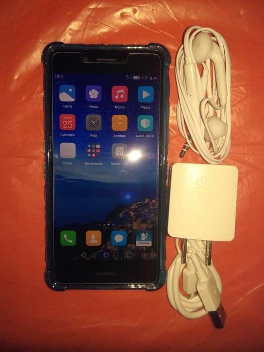 Huawei P9 Lite Smart Huella