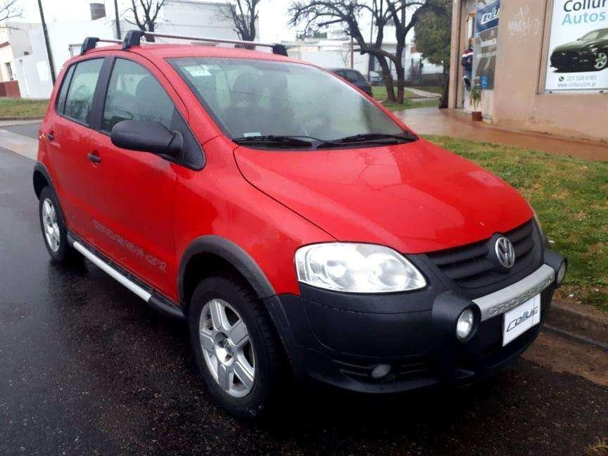 Volkswagen Crossfox 2008 - 144000 km