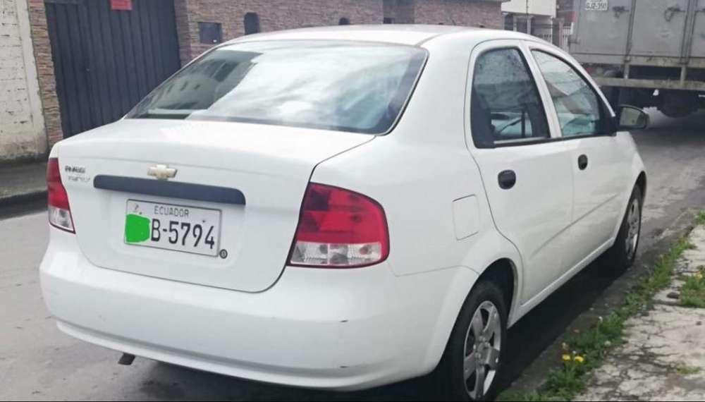 Chevrolet Aveo 2014 - 90000 km