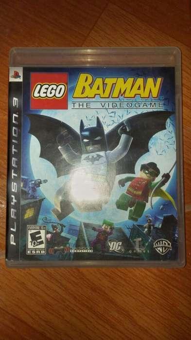 Juego Batman Lego Ps 3