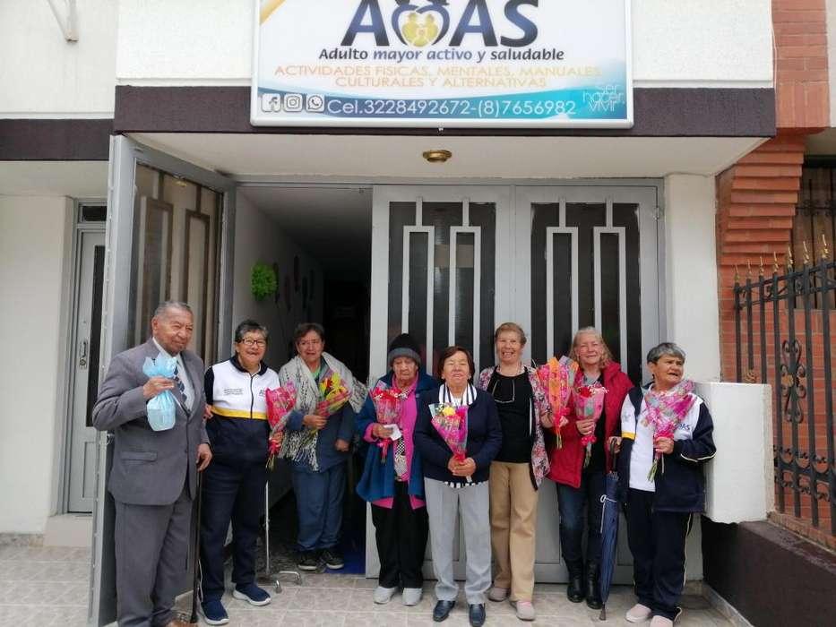 Hogar Geriatrico y Centro dia Para Adulto Mayor. AMAS - Adulto Mayor Activo y Saludable