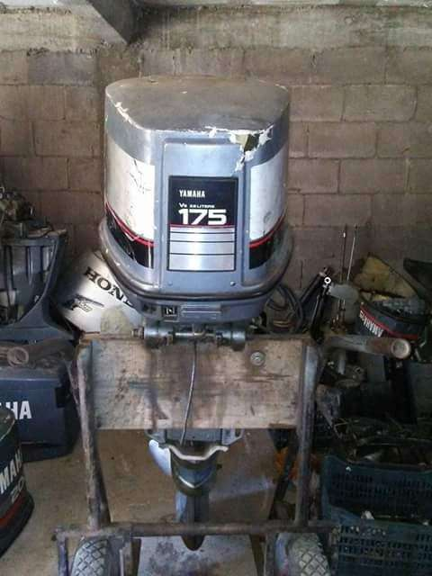 175 motor fuera borda yamaha