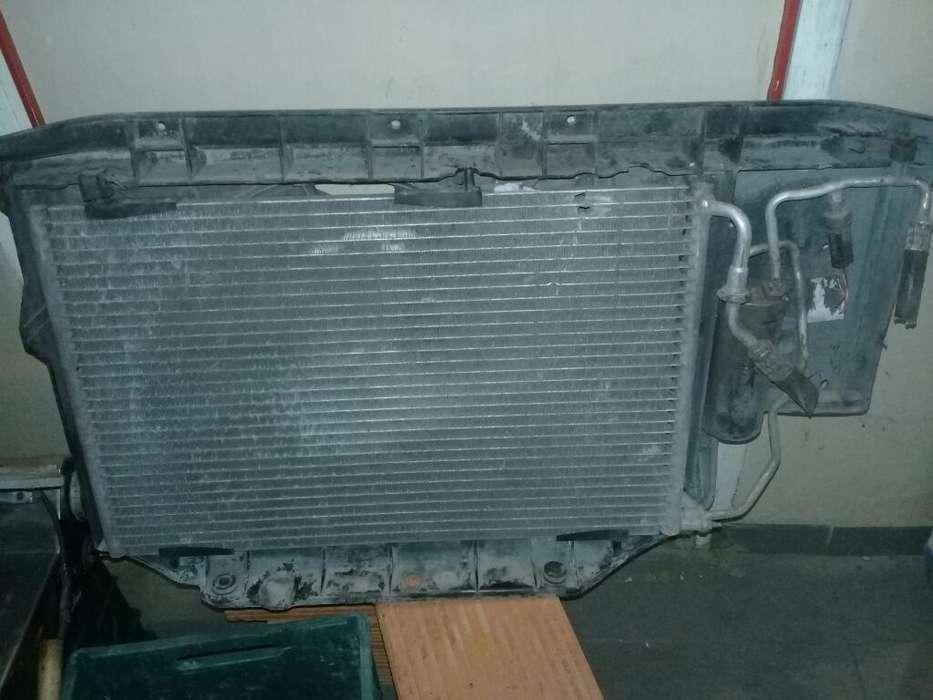Radiador de Aire Y Electro de 206