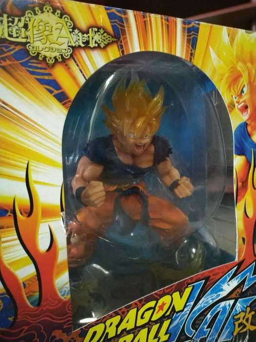 Figura Dragon Ball Goku 23 Cm Altura