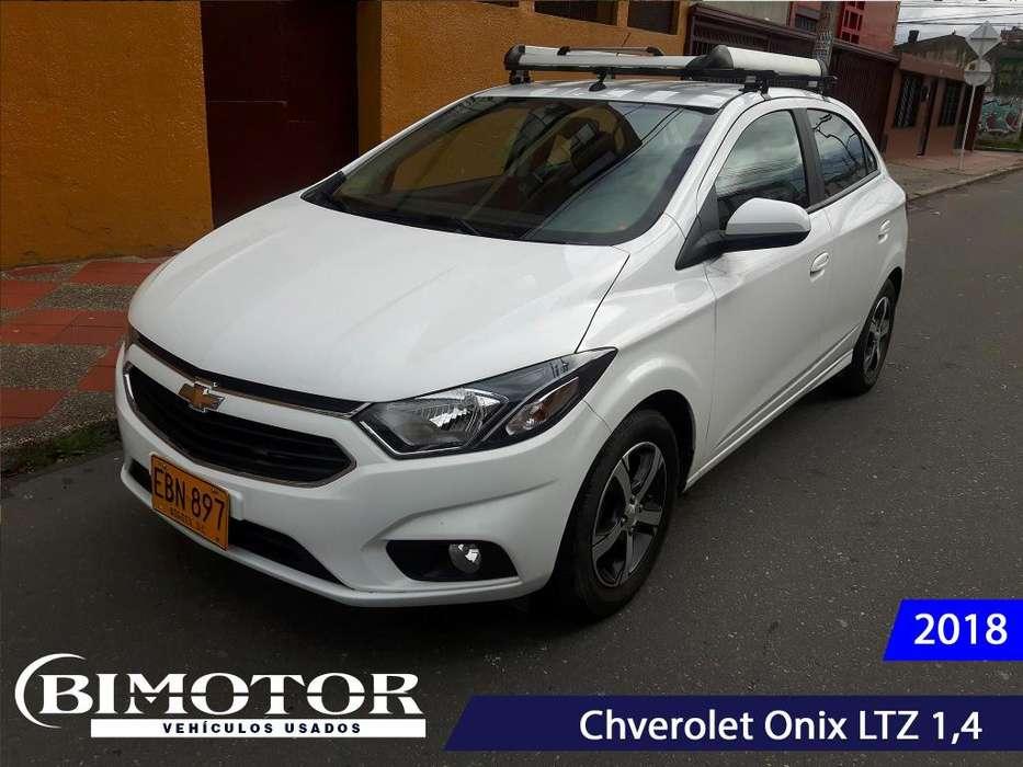 Chevrolet Onix 2018 - 12075 km