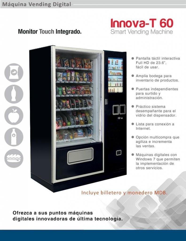 Vending Machine, Maquina Dispensadora