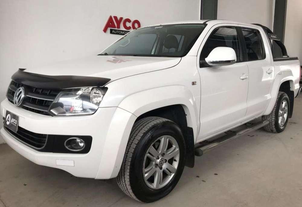 Volkswagen Amarok 2013 - 123000 km