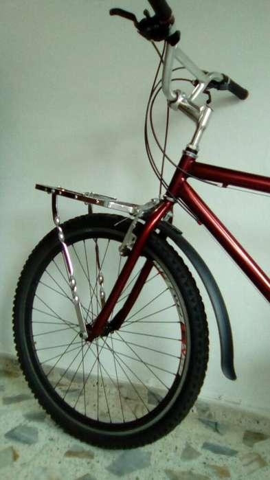 Bicicleta 7cambios