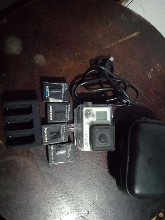 Vendo Gopro Hero 3 Plus