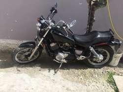Honda Shadow 86