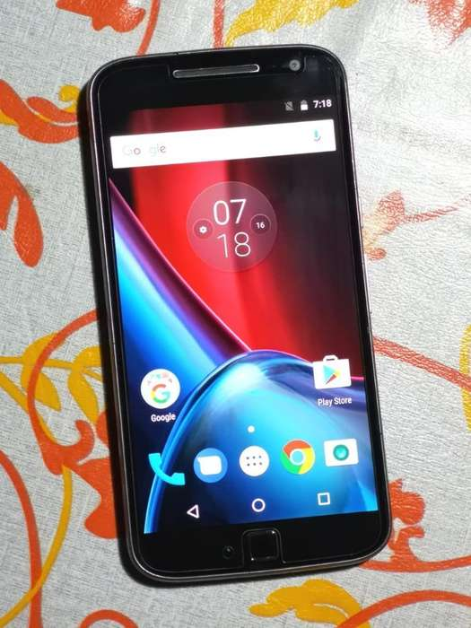 Motorola G4 Plus Libre de 32 Gb