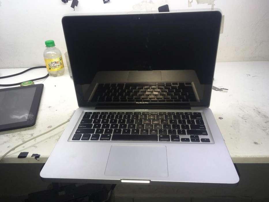 Macbook Pro Core I5, 4Ram, Disco 500