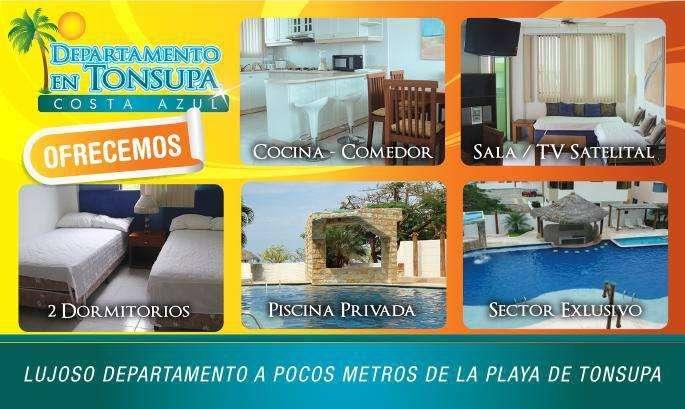 ALQUILER DE DEPARTAMENTO HASTA 8 PERSONAS COMPLETAMENTE EQUIPADO