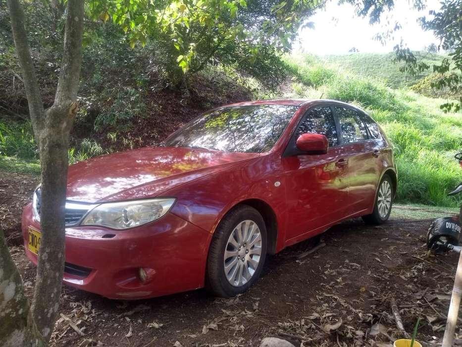 Subaru Impreza 2009 - 156500 km