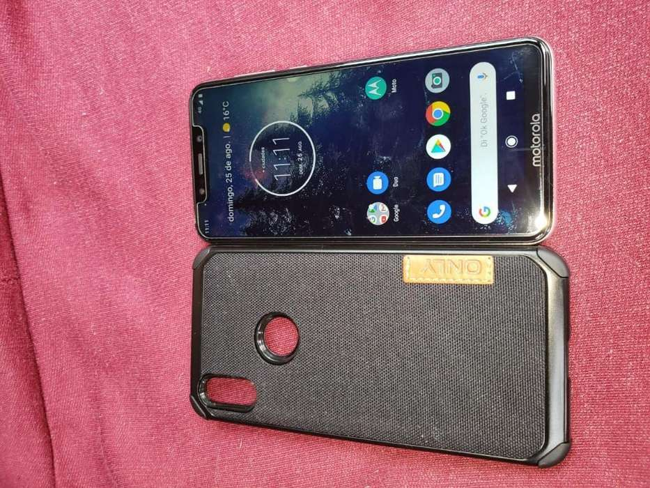 Vendo Motorola One Libre Impecable