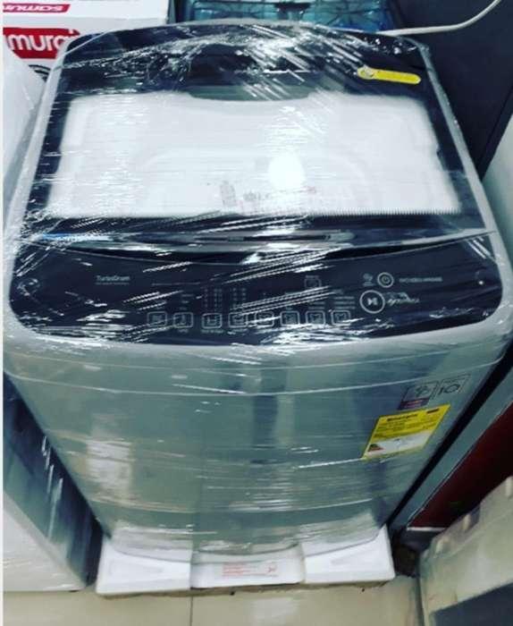 Lavadora Lg Invierte de 19kg