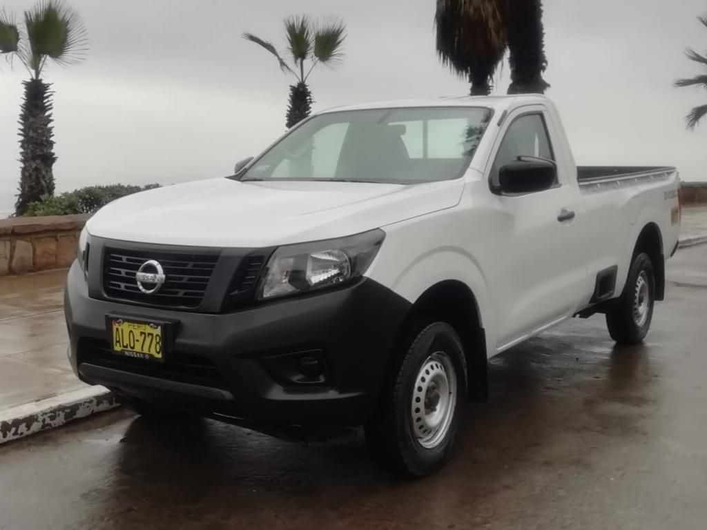 Nissan Np300 Cabina Simple 4x4 2016