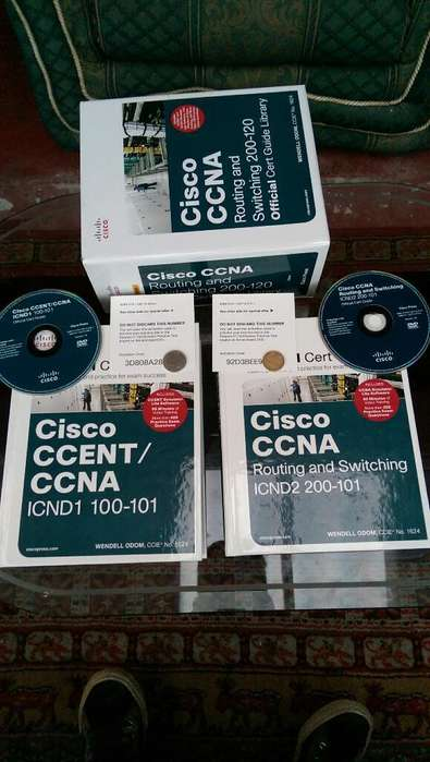 Cisco Ccna Routing Y Swtching