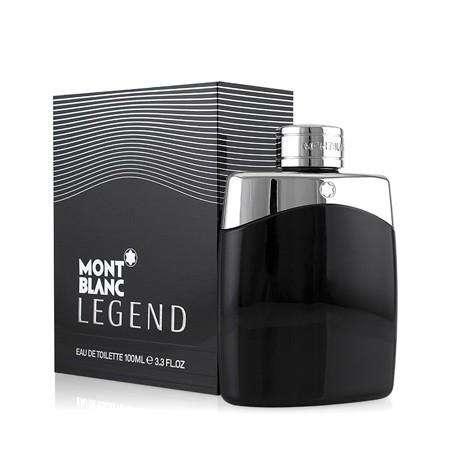 Perfume Legend (mont Blanc) 100ml 3,4 Floz