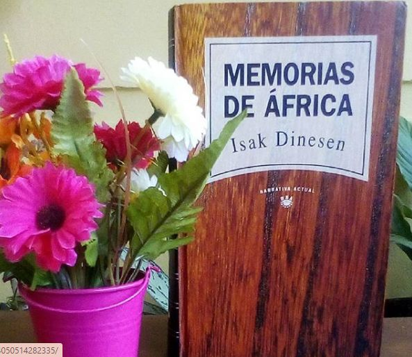 Libro: Memorias de África