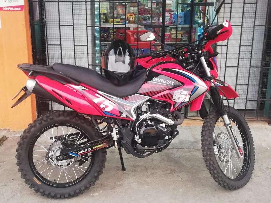 Vendo Moto Nueva 0998578941