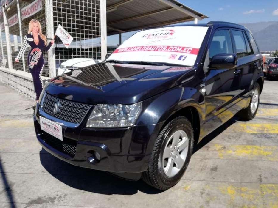Suzuki Grand Vitara SZ 2014 - 92700 km