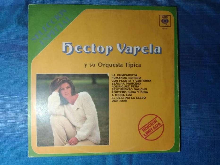 Hector Vrela Y Su Orquest Tipica