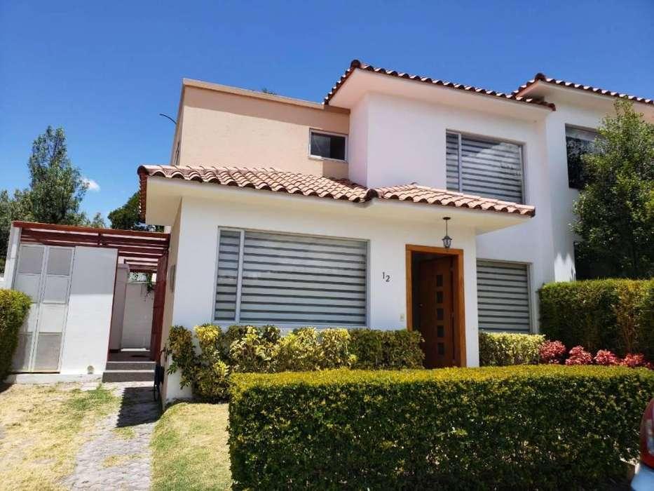Cumbaya, Junto a La Vieja Hacienda, Casa de Arriendo, alquiler o renta en Conjunto Privado