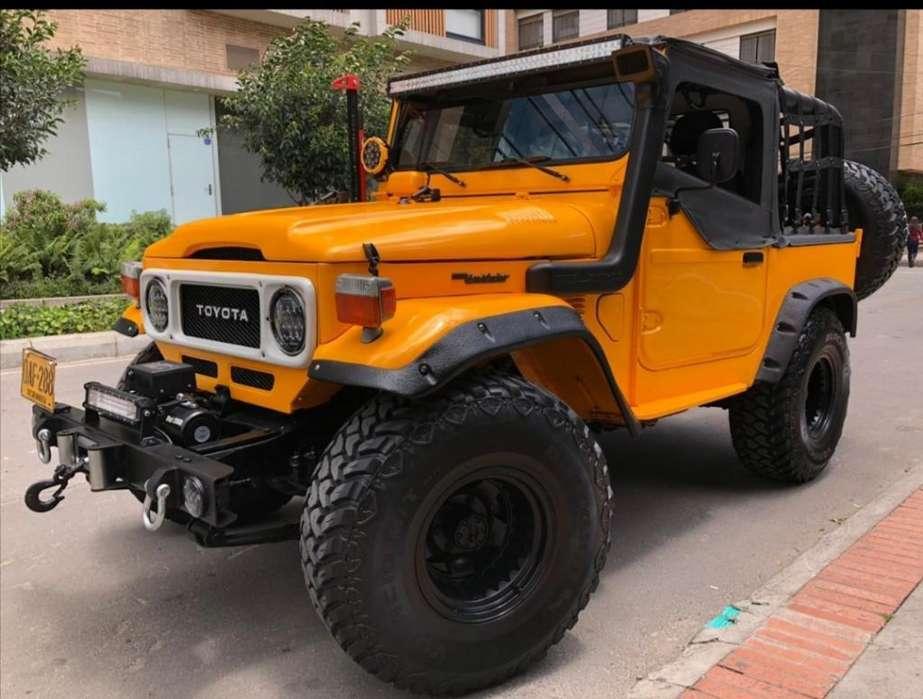 Toyota FJ 1980 - 180000 km
