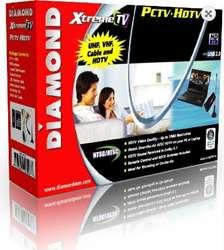 Diamond HDTV110 Sintonizador de TV USB XtremeTV HDTV con control remoto (NUEVO)