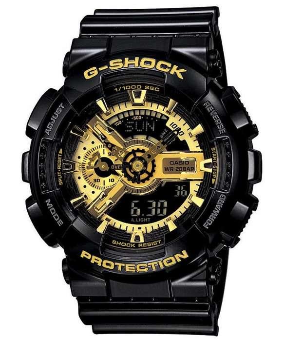Cambio Casio G Shock por Apple Watch