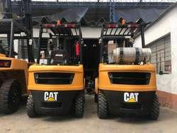 MONTACARGAS 3TN & 2.5TN CAT