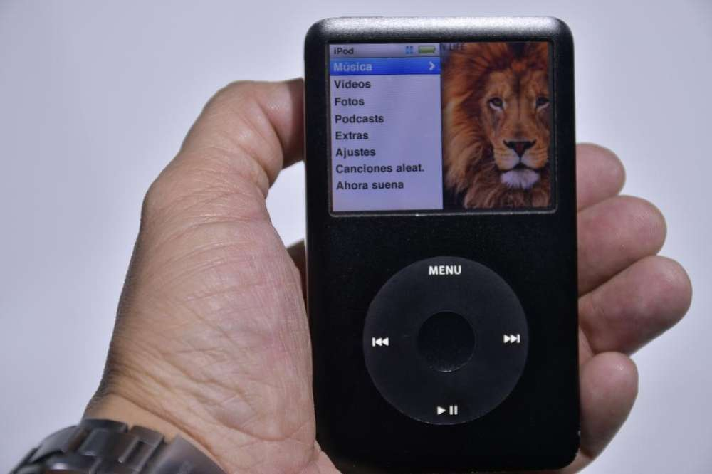 <strong>ipod</strong> Clasico 160 Gb