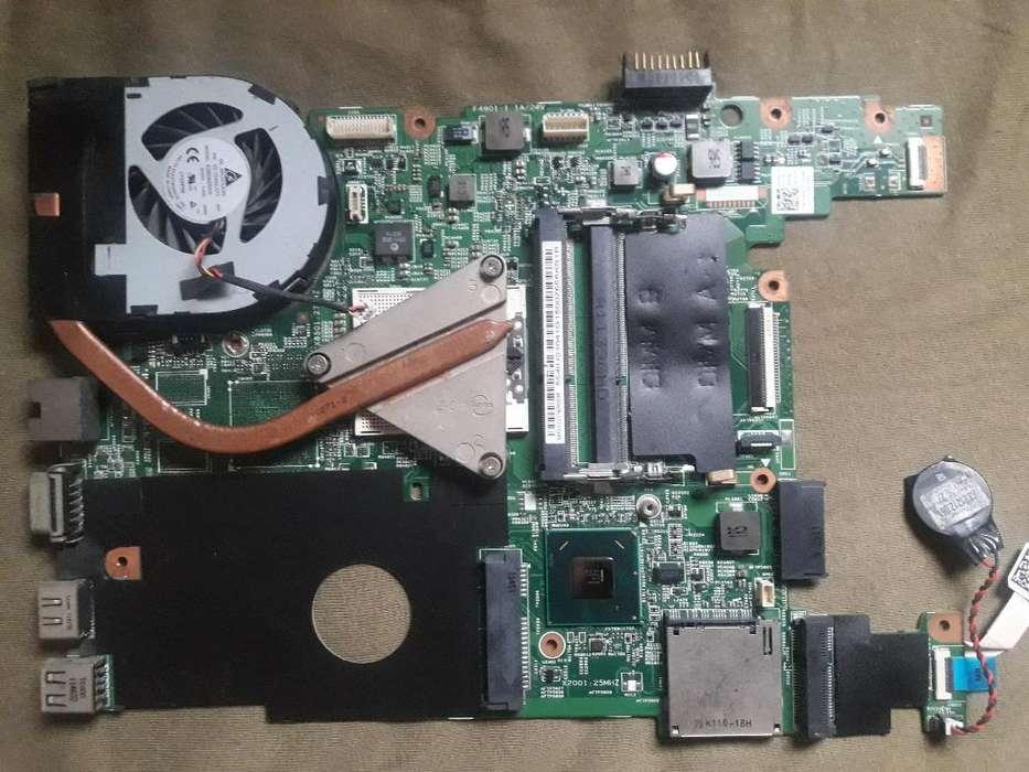 PLACA Dell Core I3 2da generacion