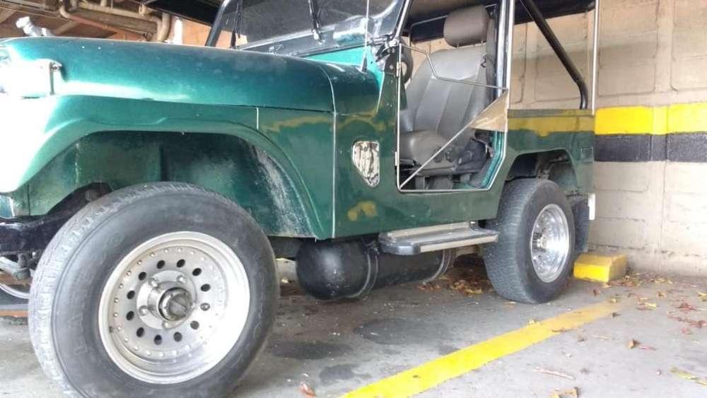 JEEP Willys 1964 - 100 km