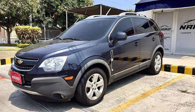 Chevrolet Captiva 2014 - 65000 km