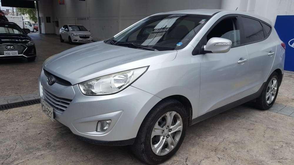 Hyundai Tucson 2012 - 138000 km
