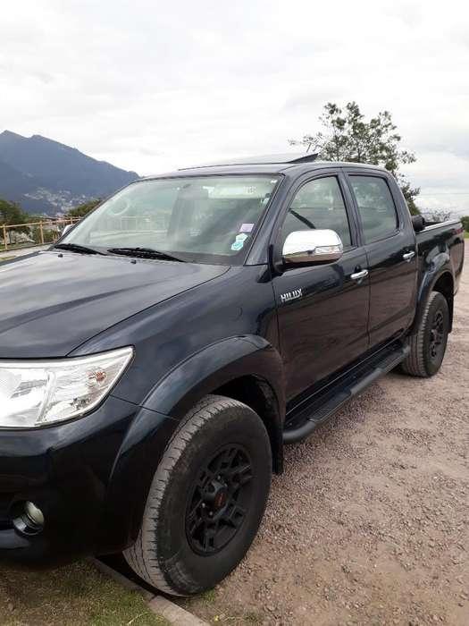 Toyota Hilux 2015 - 48474 km