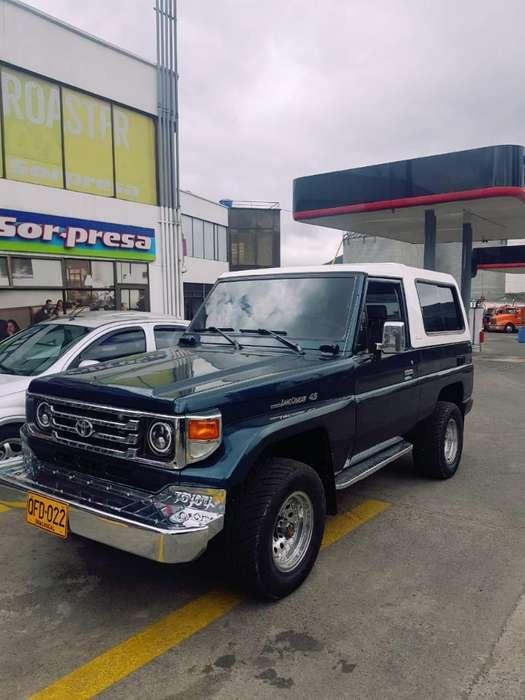 Toyota Land Cruiser 2001 - 284000 km