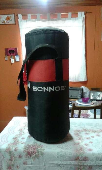 Bolsa de Boxeo con Relleno Compacto