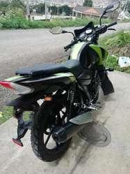 Vendo Moto Apache Modelo 2014